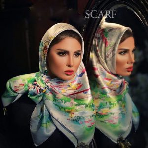 Scarf and kerchief